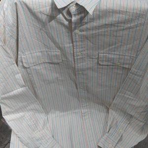Vintage Ralph Lauren Double Pocket Button Down